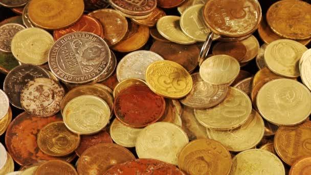 mince spadají dawn Zpomalený pohyb