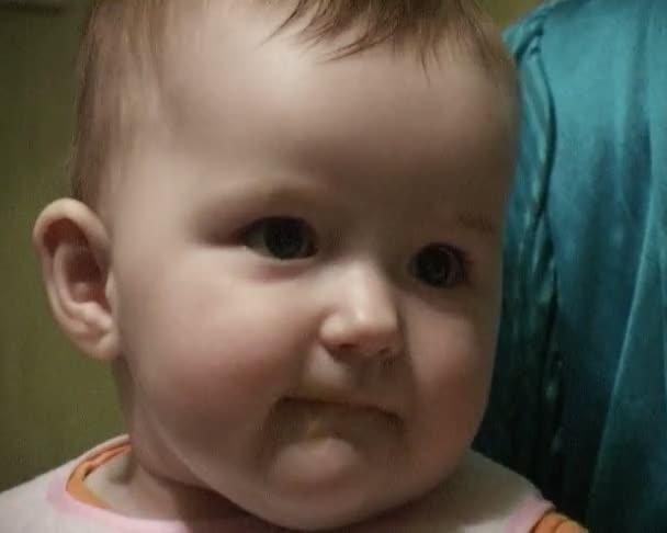šest měsíců dítě