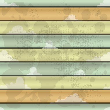 Retro texture with stripes