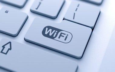 WI-FI button