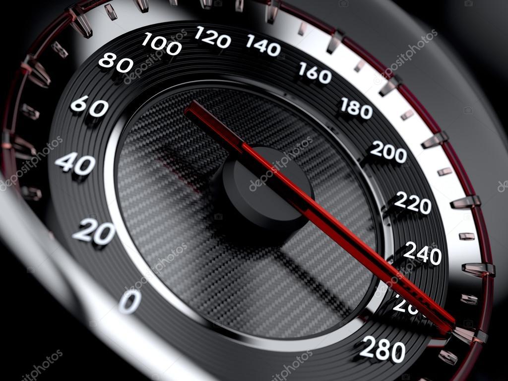 Concetto ad alta velocità
