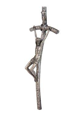 The Bent Cross Crucifix, that was using Pope John Paul II