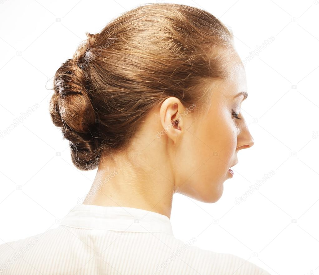 Gesicht im profil