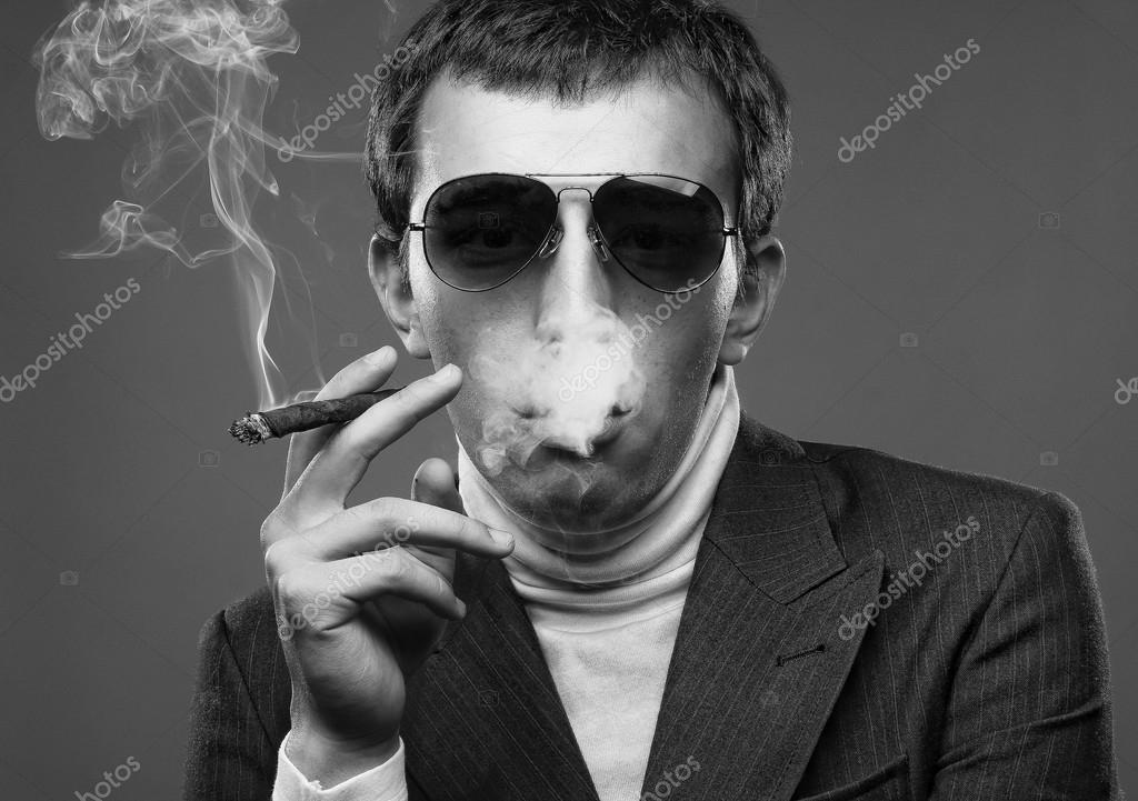 muž dává kouření porno velký táta