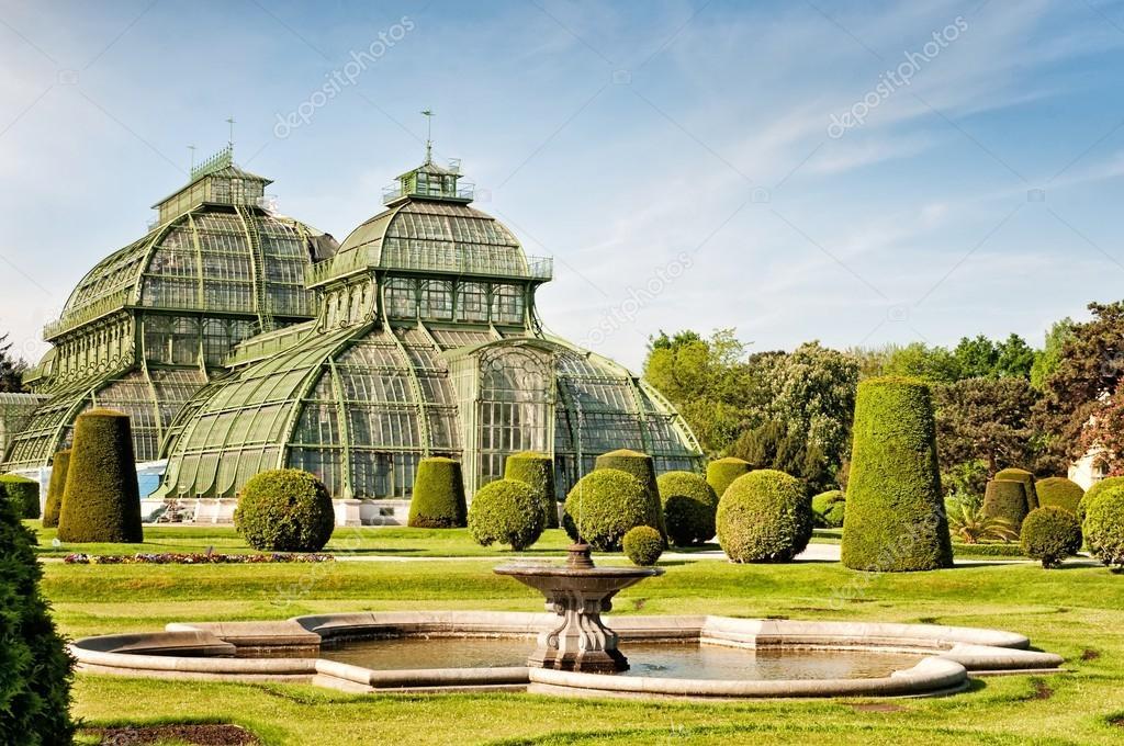 Resultado de imagem para Jardim Botânico de Viena
