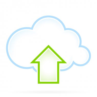 Cloud Computing Icon Upload
