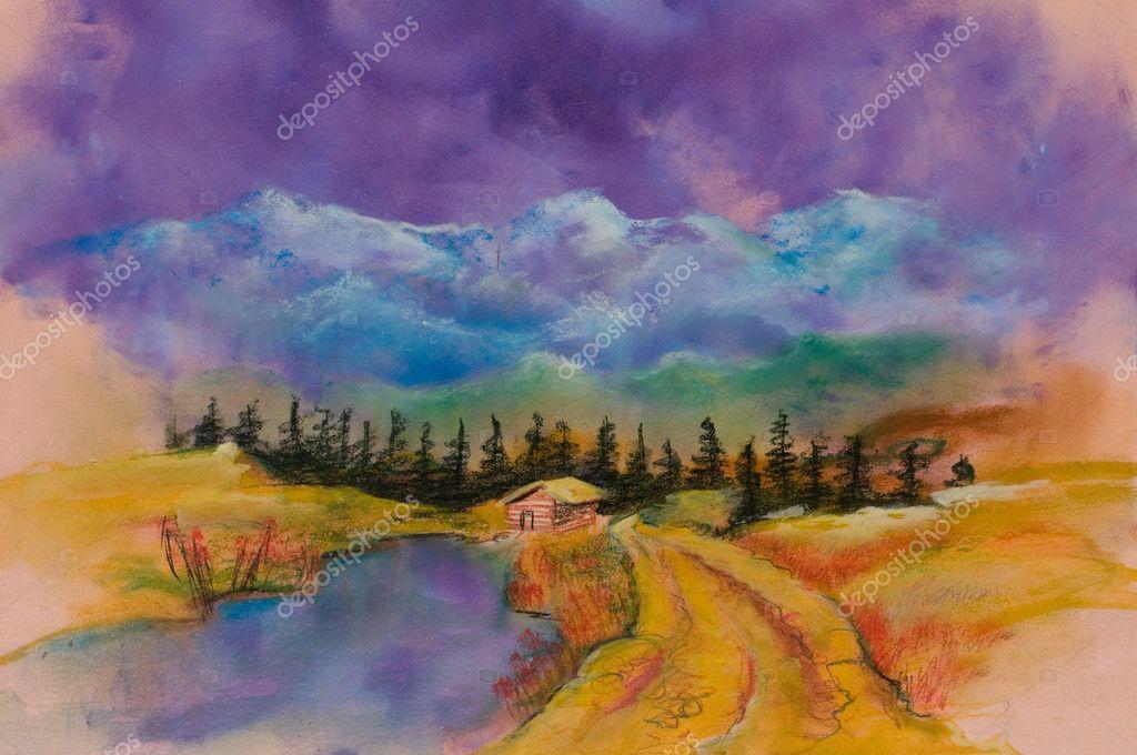 Landscapes, Art product
