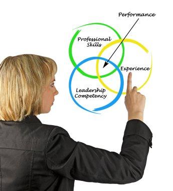 Diagram of performance