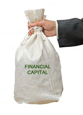 Bag with fund