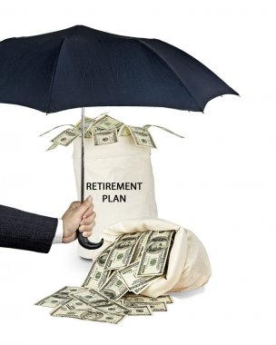 Protection of retirement plan