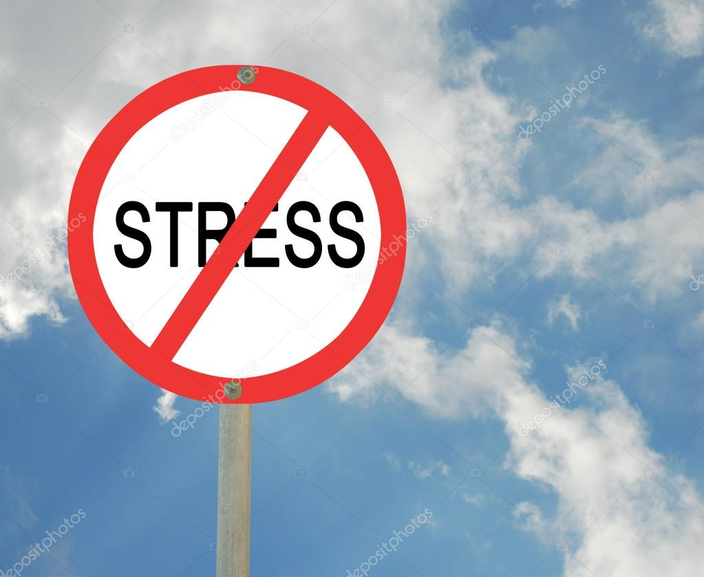 how to stop vomiting from stress