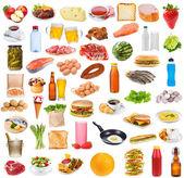 élelmiszer-gyűjtemény