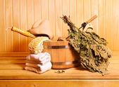příslušenství pro sauny