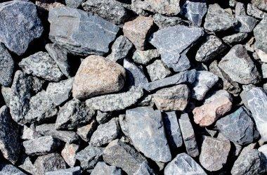 Stone gravel background