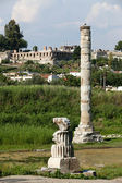 The Temple of Artemis, one of the Seven Wonders of the Ancient World