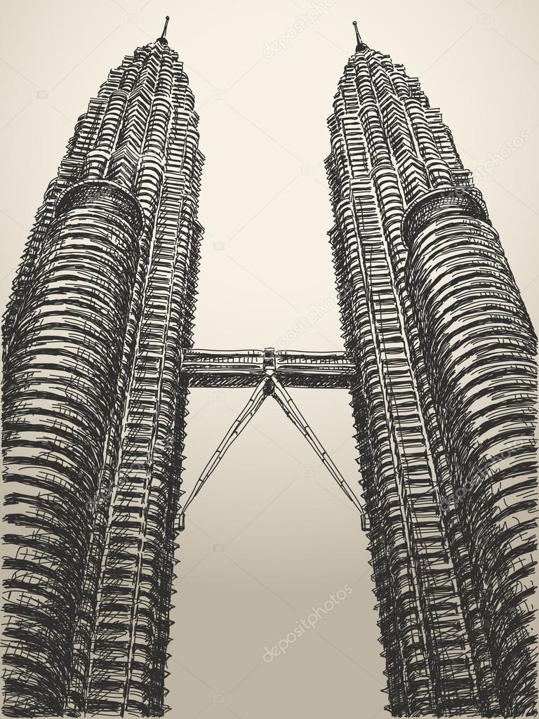 Malaysia Kuala Lumpur Petronas Twin Towers 1c Flickr