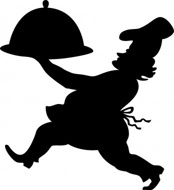 Cook (silhouette)