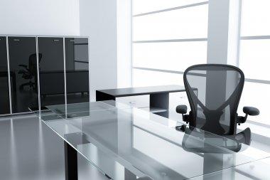 Modern cubicle