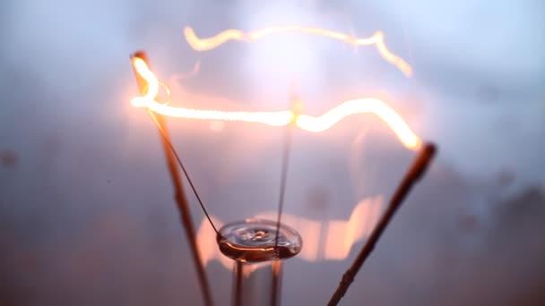 wolframové žárovky
