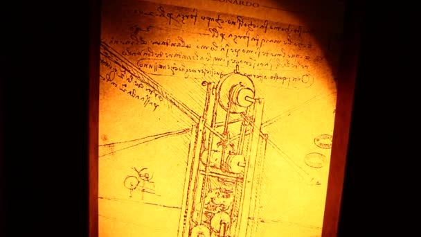 Leonardo da Vinci engineering