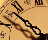Starý hodinový ciferník