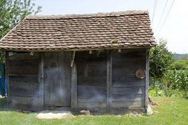 Village Wooden House