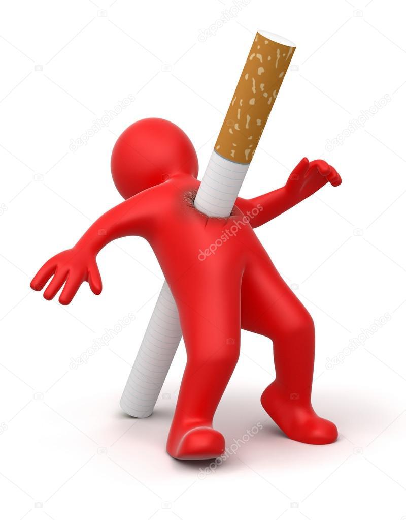 Resultado de imagen para imagenes el cigarrillo mata