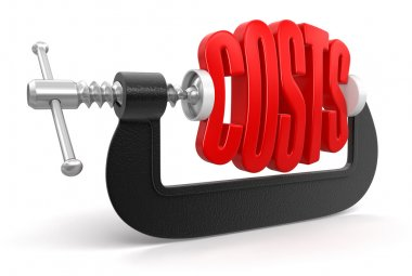 Costs in clamp