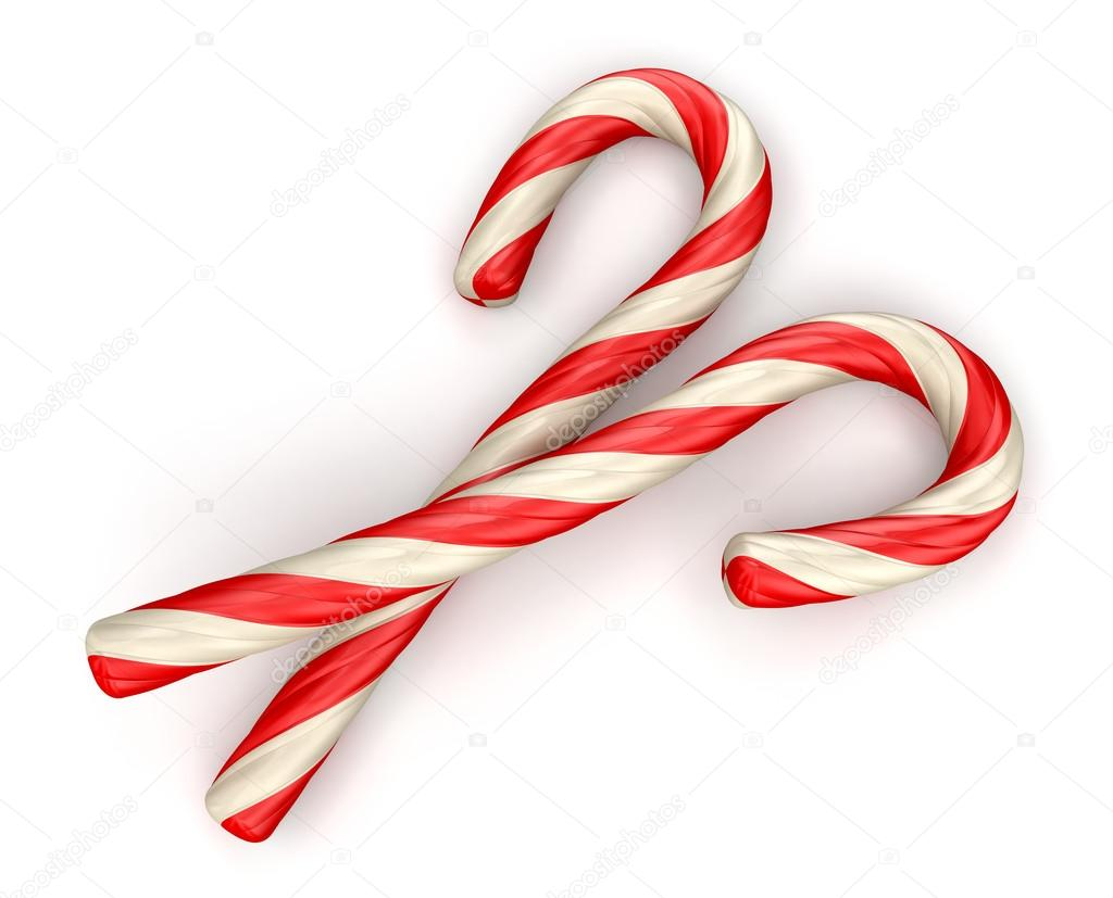 traditional christmas candies canes