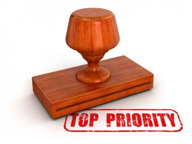 3d stamp top priority