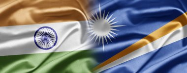 India and Marshall Islands