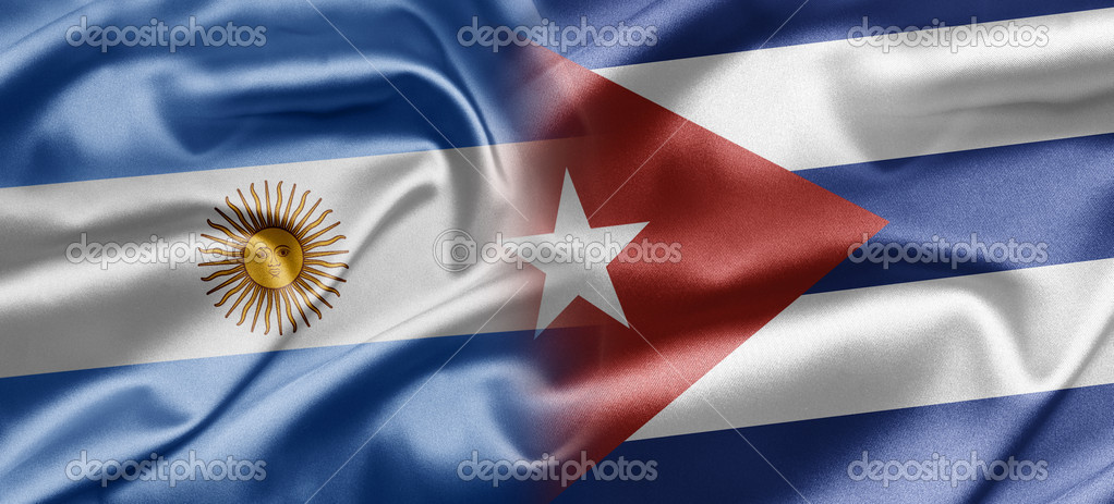 Argentina and Cuba — Stock Photo © ruskpp  19426157 2887d266b1a