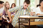 Diákok, csalás, cheat sheet