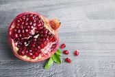 Fotografie granátové jablko ovoce