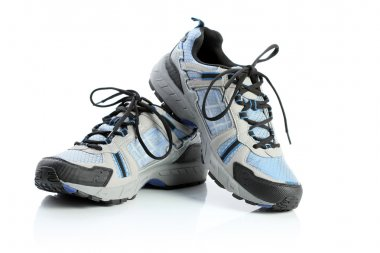 A pair of athletic shoes