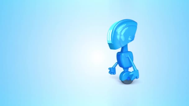 robota animovaný 1