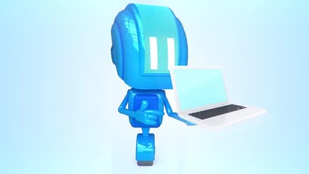 robota animovaný 19
