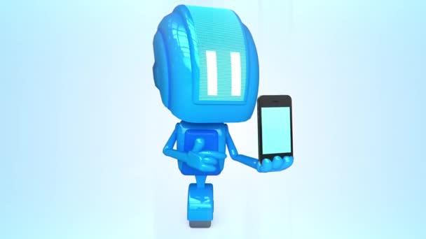 Robot animált 23