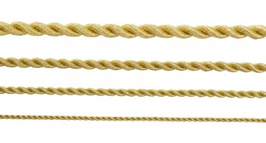 Gold rope