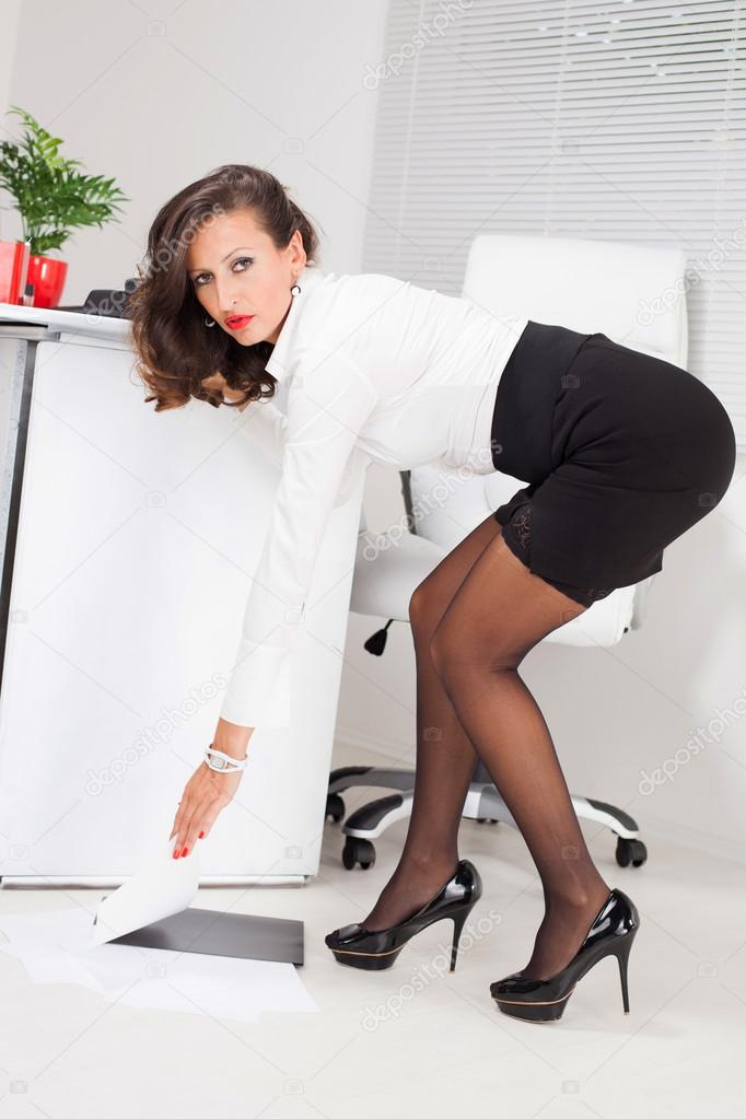Sexy Business Lady
