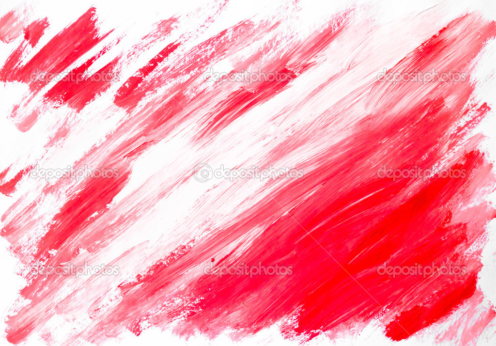 Abstract red white background painted watercolor stock photo abstract red and white background painted in watercolor photo by yotka voltagebd Gallery