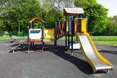 dětské hřiště v city, Velká Británie