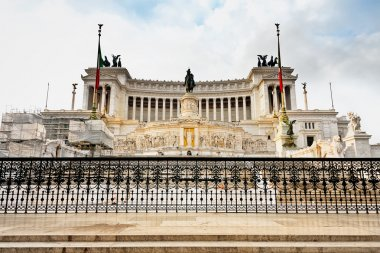 National Monument of Victor Emmanuel in Rome