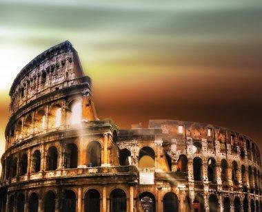 Colosseum stock vector