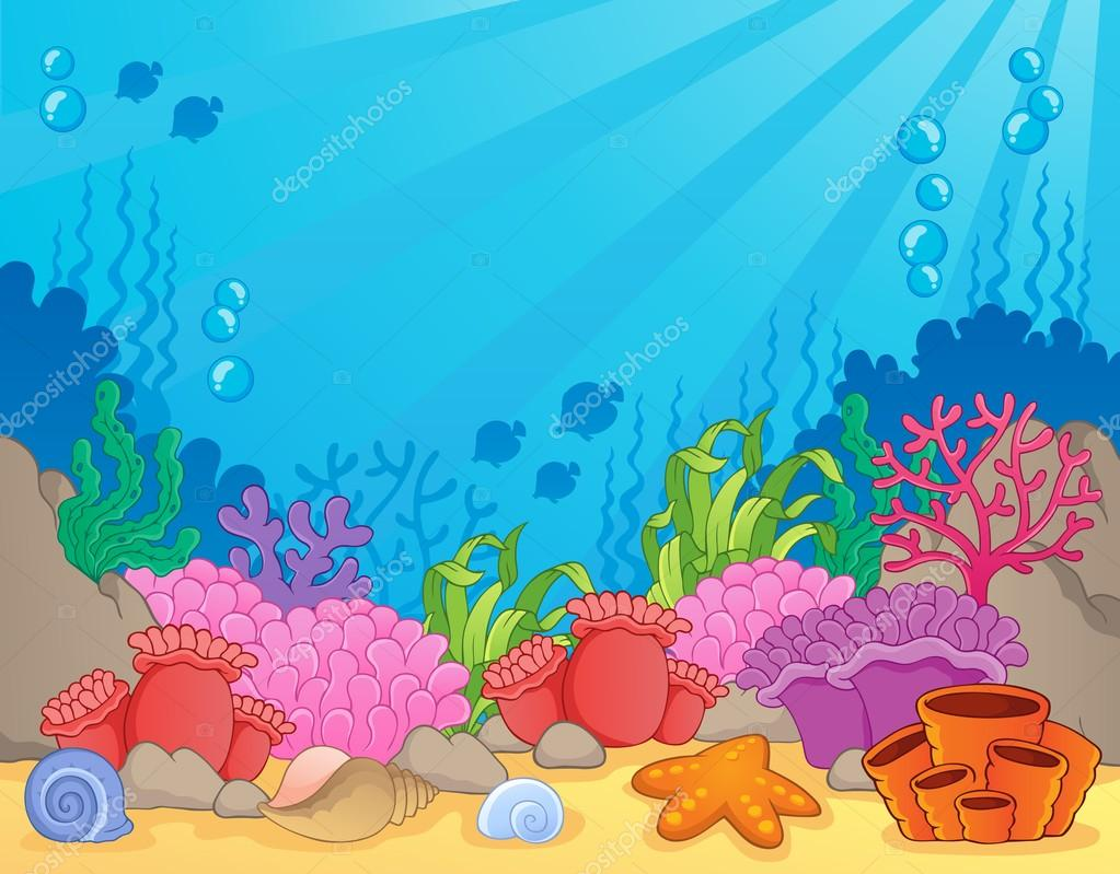 plants in the coral reef biome