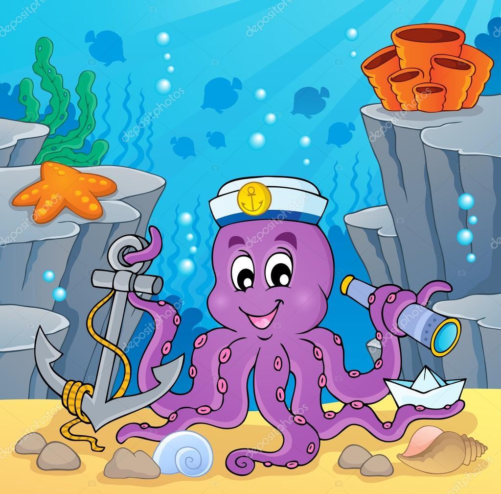 картинка группы осьминожки их, судя