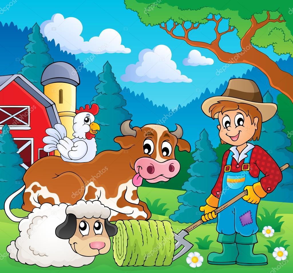 Картинки по теме фермер