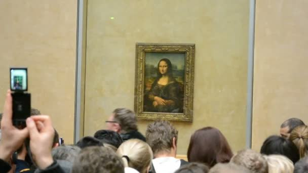 Mona Lisa (Gioconda, Jaconde) by Leonardo DaVinci, Louvre Museum, Paris, France.