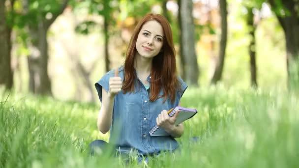 nő, notebook