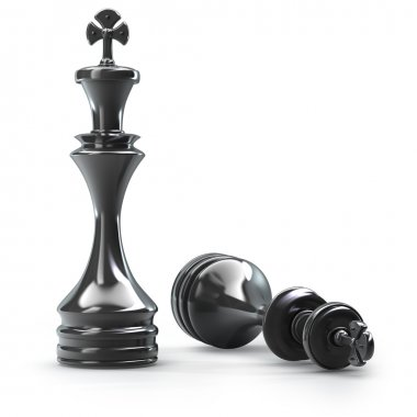 Chess concept background